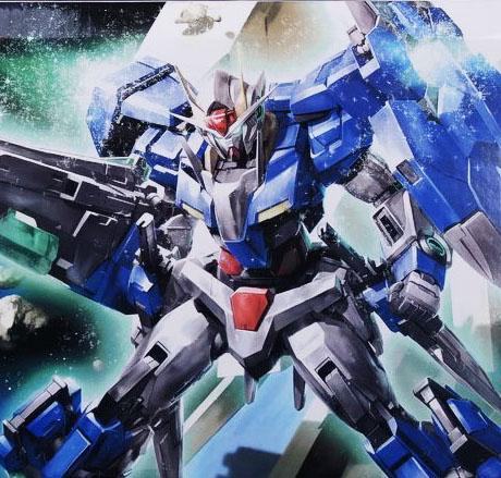 MG 1/100 (6604) OO Gundam Seven Sword/G