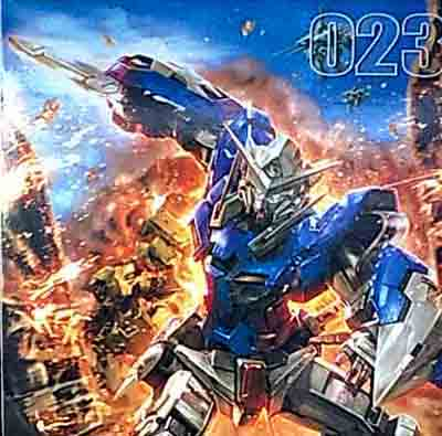 MG (023) 1/100 Gundam Exia