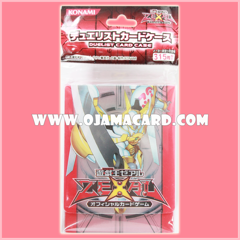 Yu-Gi-Oh! ZEXAL OCG Duelist Deck Holder / Deck Box - Yuma Tsukumo & No.39 Utopia / Numbers 39: King of Wishes, Hope