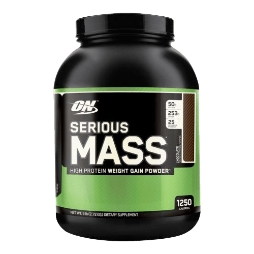 OPTIMUM NUTRITION SERIOUS MASS 6 LB