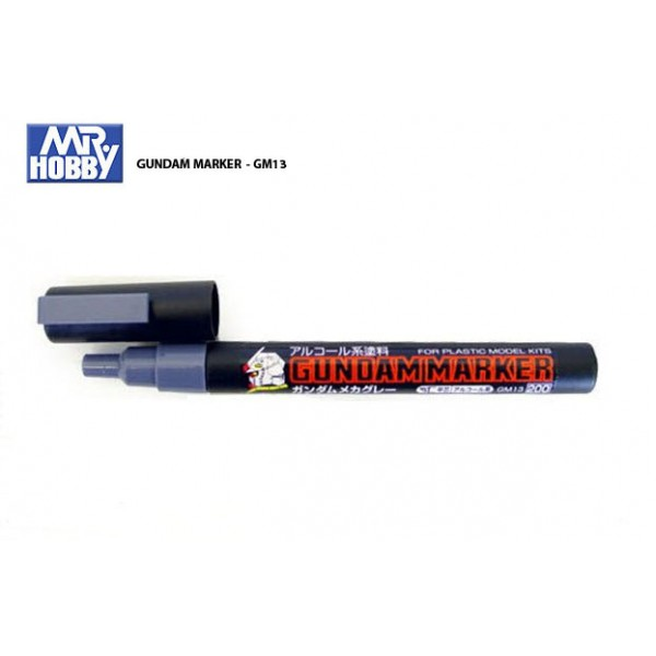 Gundam Marker GM13 [Blue-Grey]