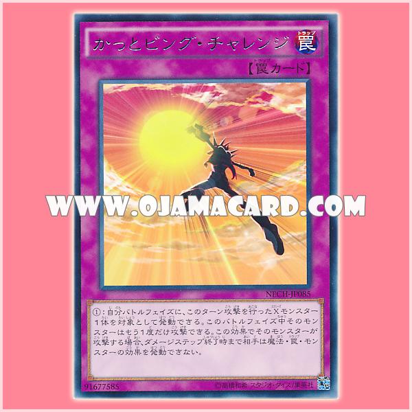 NECH-JP085 : Kattobingu Challenge (Rare)