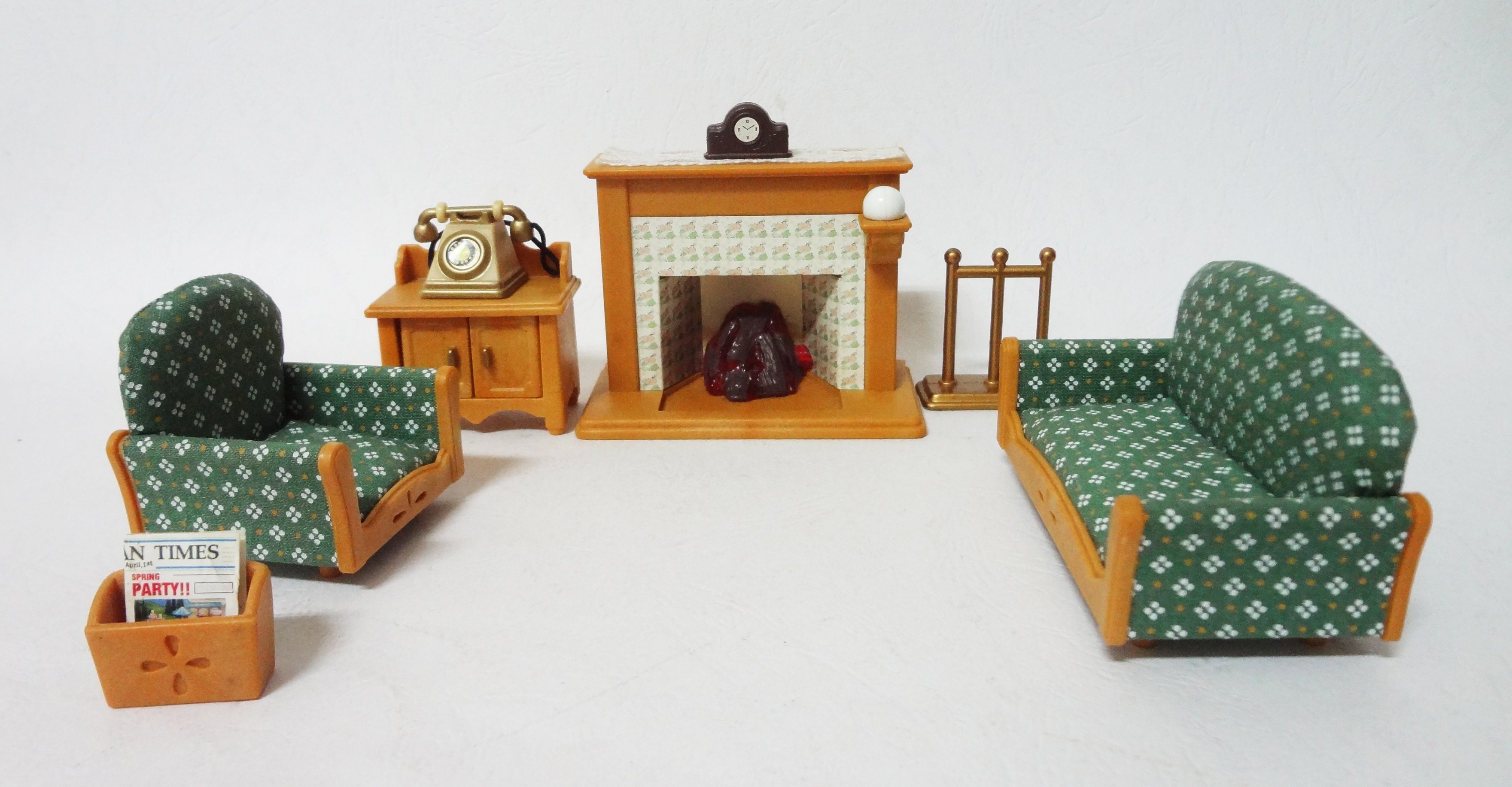 Sylvanian Families : Living Room
