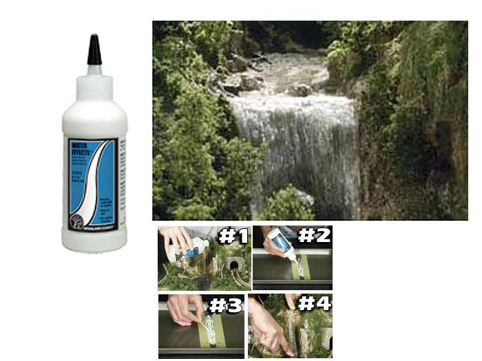 C1212 WATER EFFECTS 8 OZ น้ำเทียมทำน้ำตก