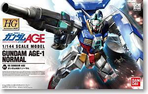 Gundam AGE-1 Normal (HG