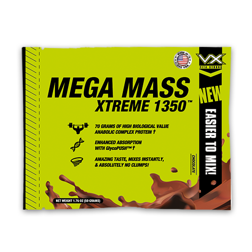 VITAXTRONG MEGA MASS XTREME SAMPLE