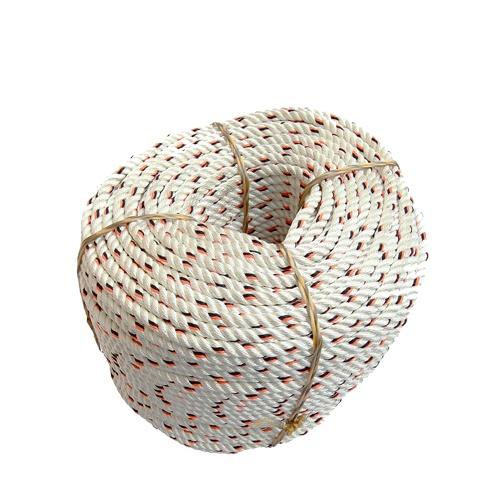 เชือกโพลีเอสเตอร์ ขนาด 14มม. รุ่น R001 (Polyester Rope) ขายเป็นเมตร