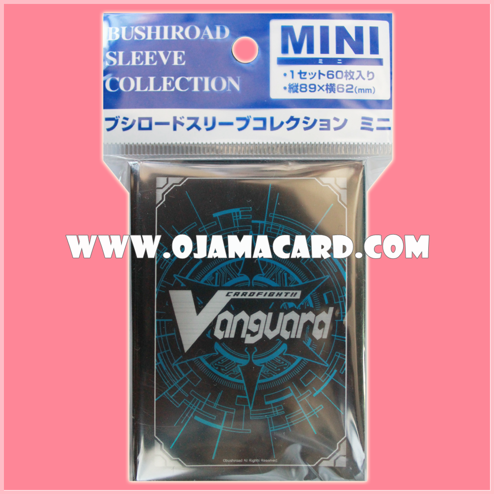 Bushiroad Sleeve Collection Mini Vol.133 : Traditional Back Card x60
