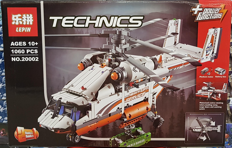 LEPIN TECHNICS 20002 [1060ชิ้น]