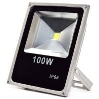 โคมไฟสปอร์ตไลท์ LED 100W 12V ( สีขาว )