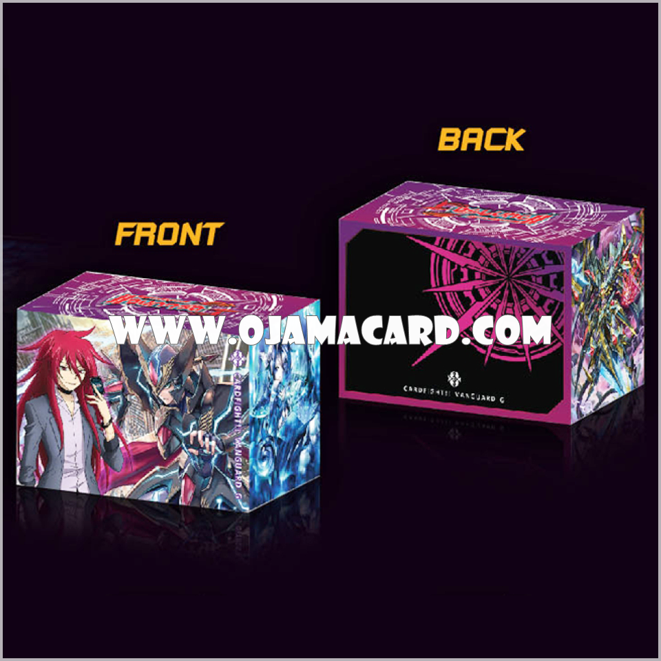 "G Legend Deck 1 : The Dark ""Ren Suzugamori"" (VGT-G-LD01) ¬ Special Deck Holder"