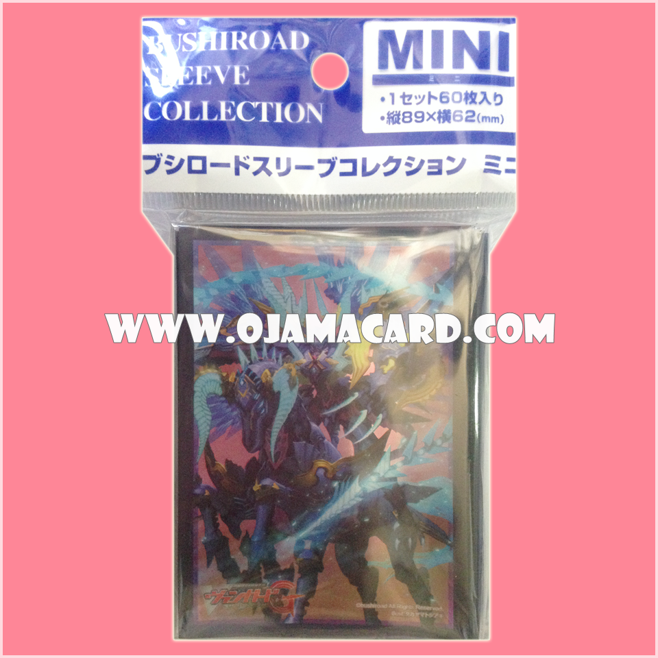 Bushiroad Sleeve Collection Mini Vol.173 : Sovereign Black Dragon, Aurageyser Damned x60
