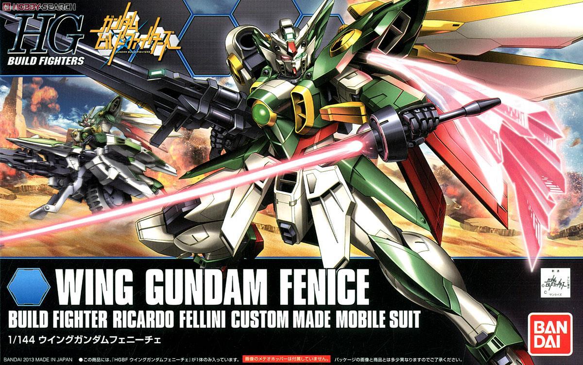 Wing Gundam Fenice (HGBF