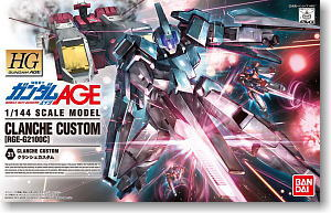 RGE-G2100C Clanche Custom (HG)