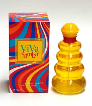 น้ำหอม Samba Viva EDT for Men 100 ml