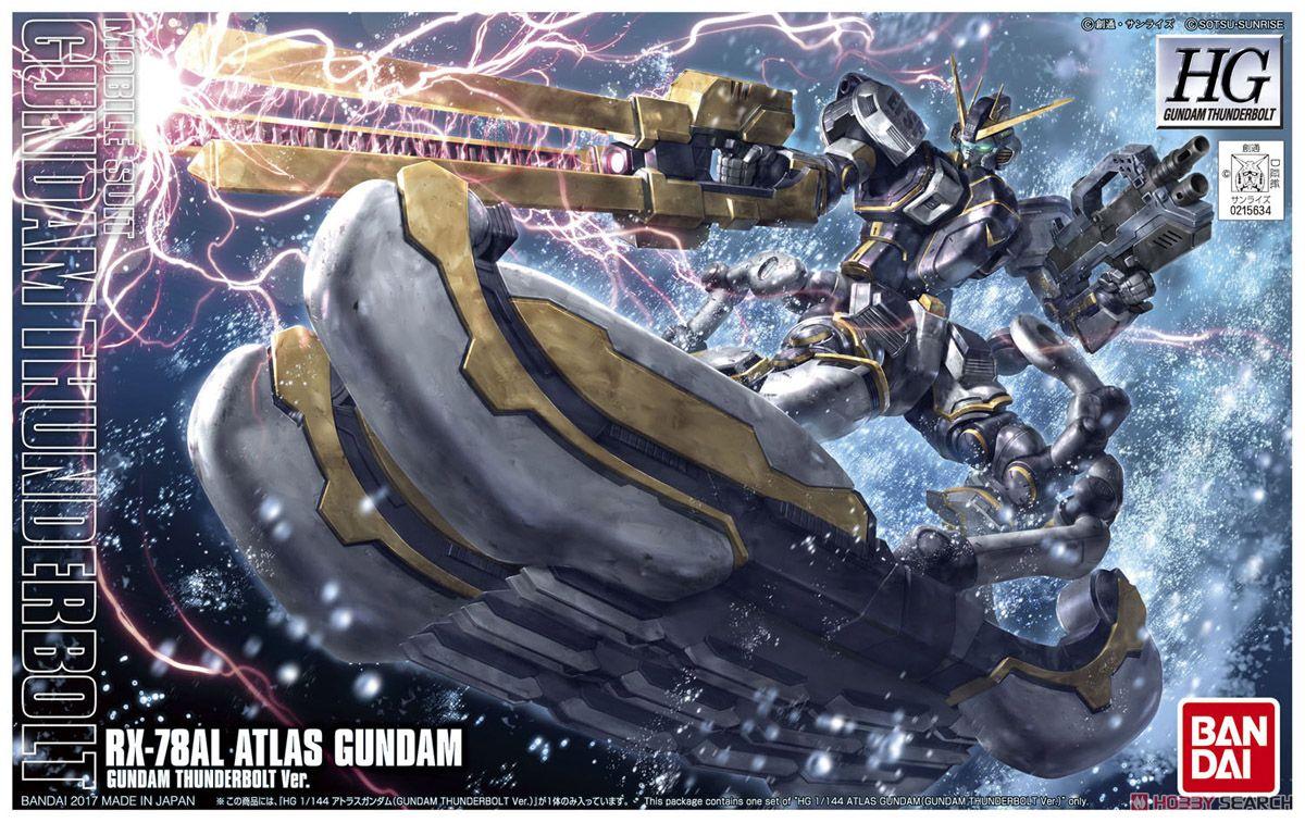RX-78AL Atlas Gundam (Gundam Thunderbolt Ver.)