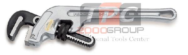 Aluminum End Wrench / ประแจจับท่อชนิดปากโค้งด้ามอลูมิเนียม