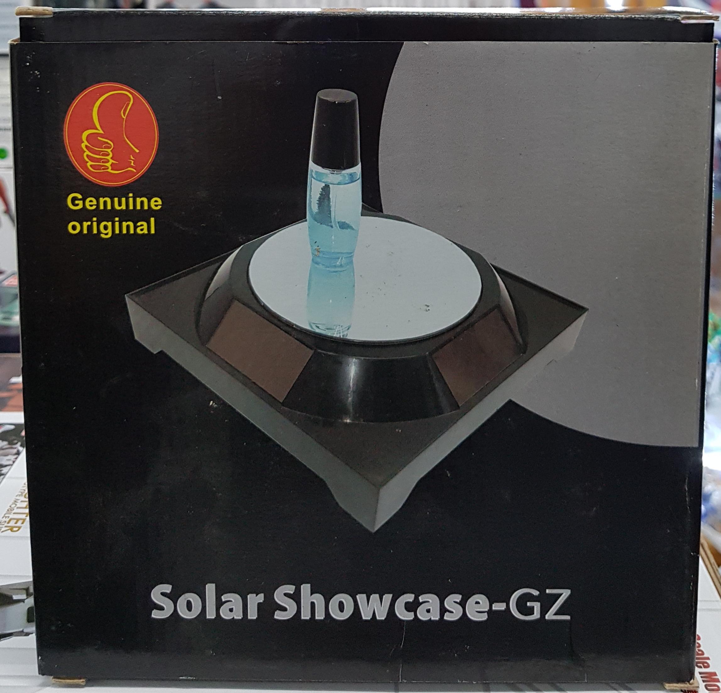 Solar Showcase-gz [Genuine Original] สีขาว
