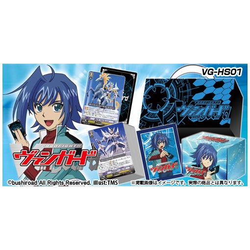 Starter Set 01 - Blue (VG-HS01)