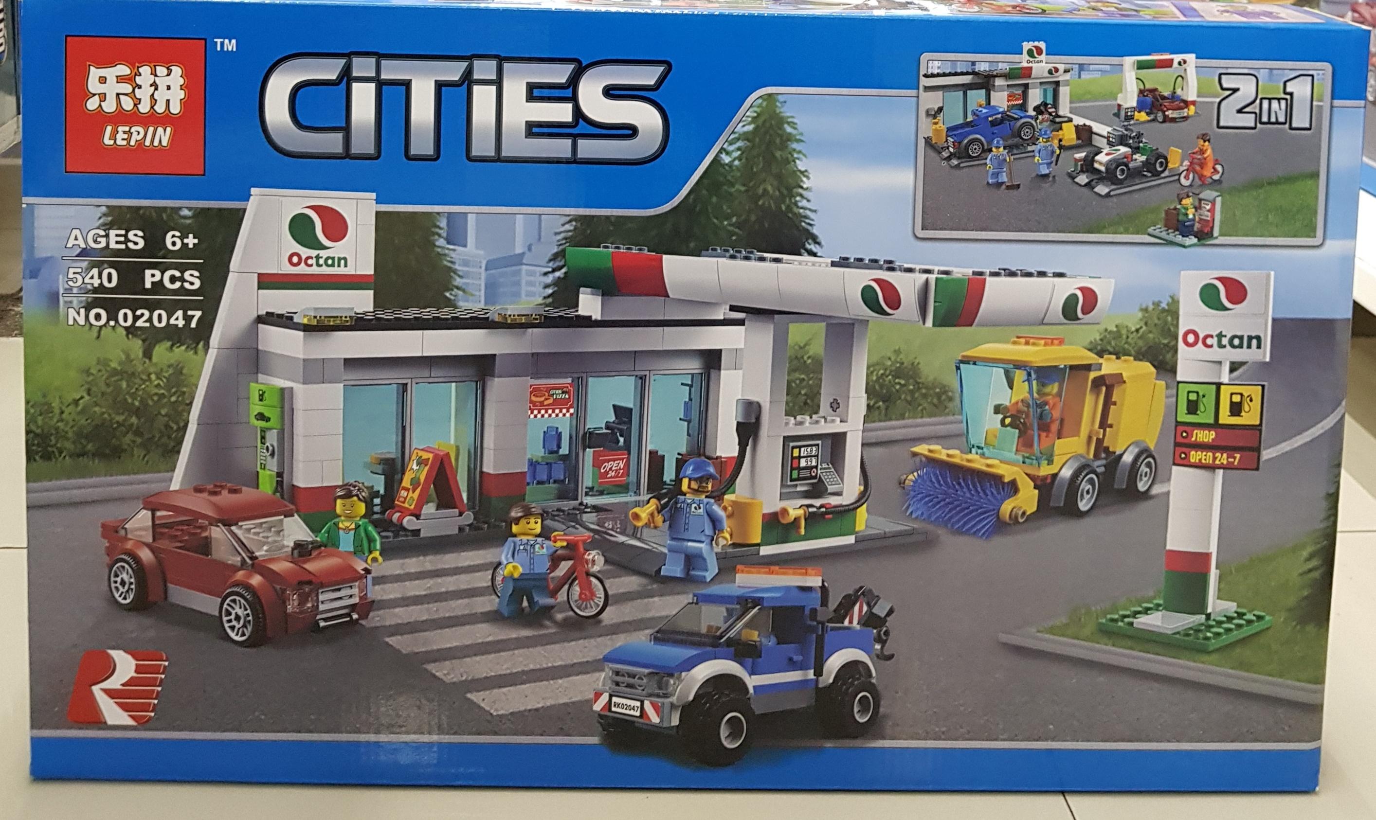 LEPIN CITIES 02047 (540ชิ้น)