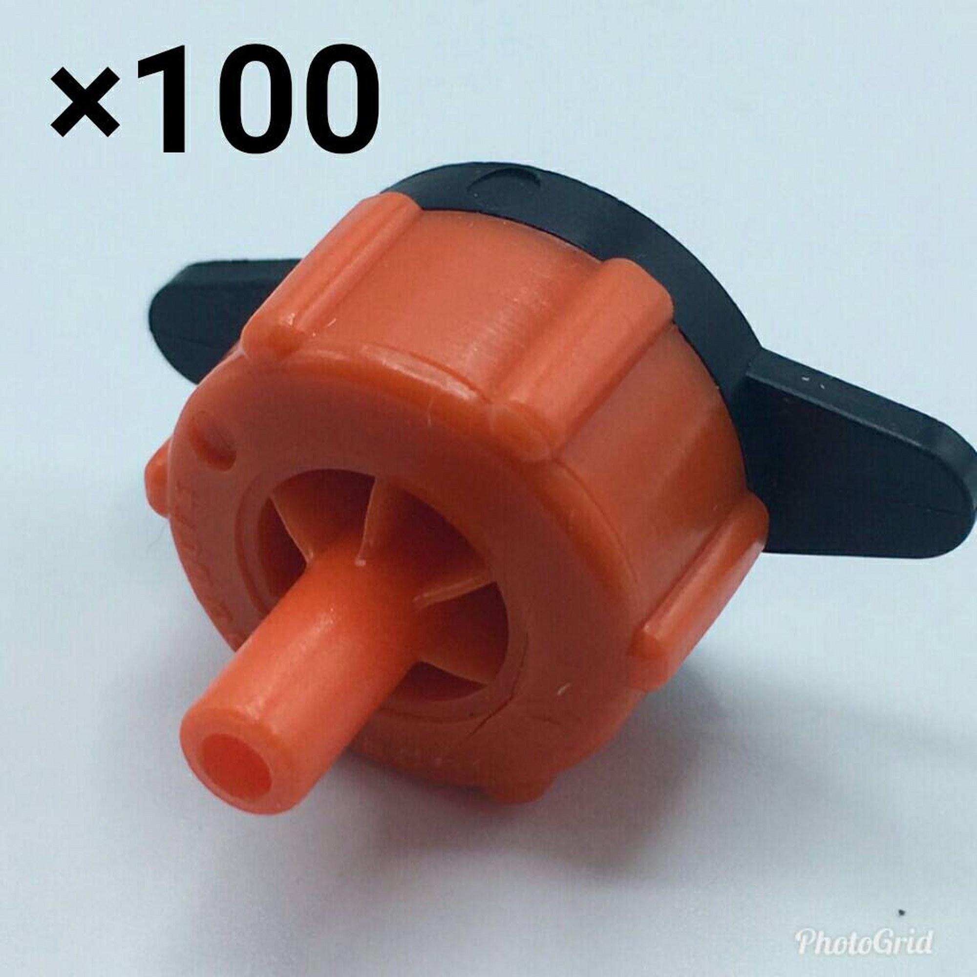 หัวน้ำหยด ( Dripper ) 2 ลิตร / ชั่วโมง(100หัว)