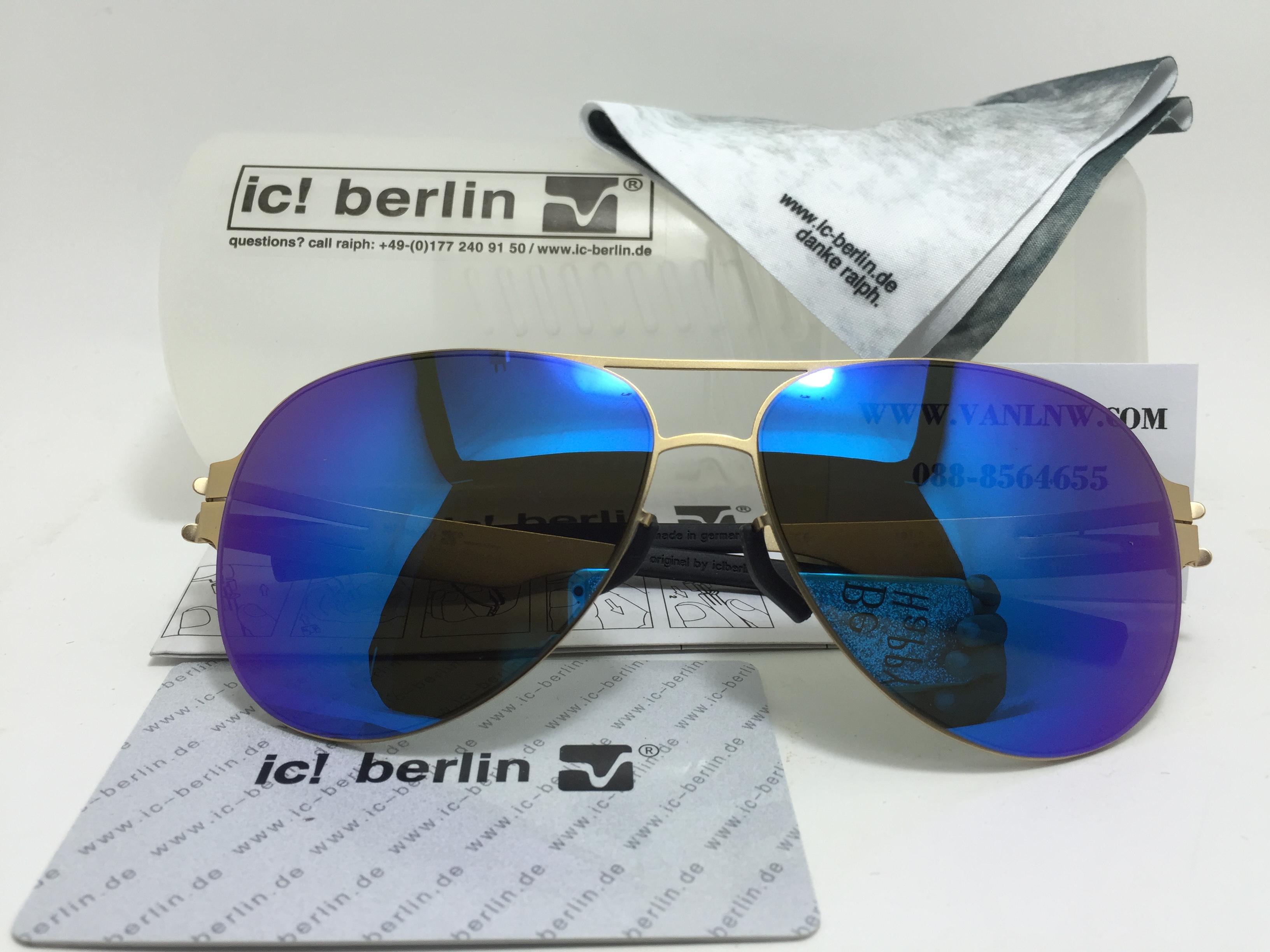 ic berlin raf s. matt gold