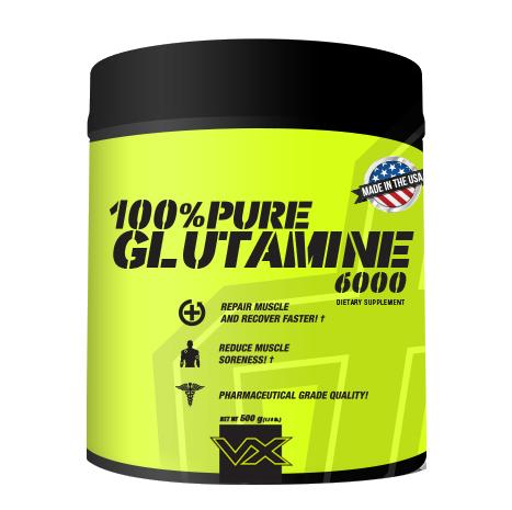 VITAXTRONG 100% GLUTAMINE 6000 500 G