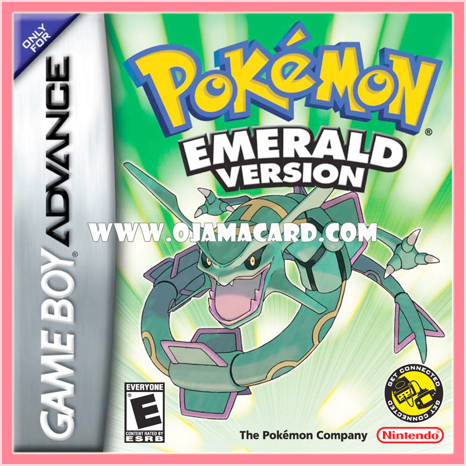 Pokémon Emerald Version for Nintendo Game Boy Advance Game Cartridge Only (US) 90%