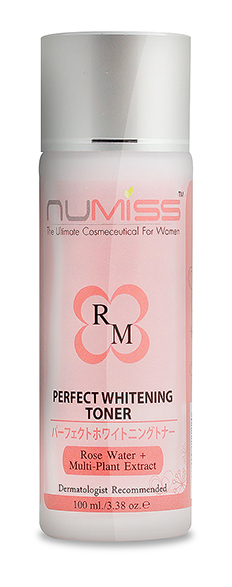 Numiss Perfect Whitening Toner