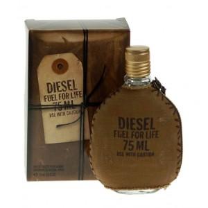 น้ำหอม Diesel Fuel for Life for Men EDT 75 ml