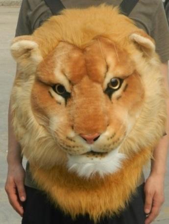 เป้สะพายหลังแฟชั่น หน้าสิงโต