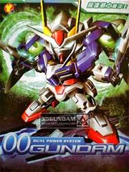 SD 00 Gundam / OO Gundam