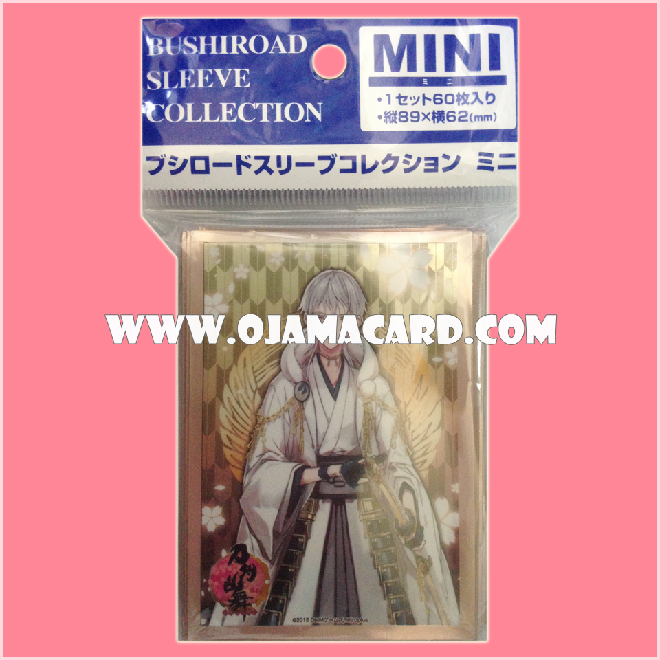 Bushiroad Sleeve Collection Mini Vol.166 : Tsurumaru Kuninaga x60