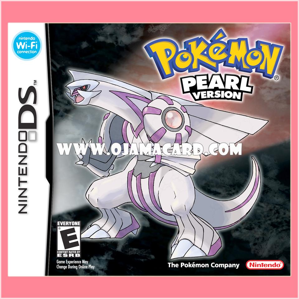 Pokémon Pearl Version for Nintendo DS (US)