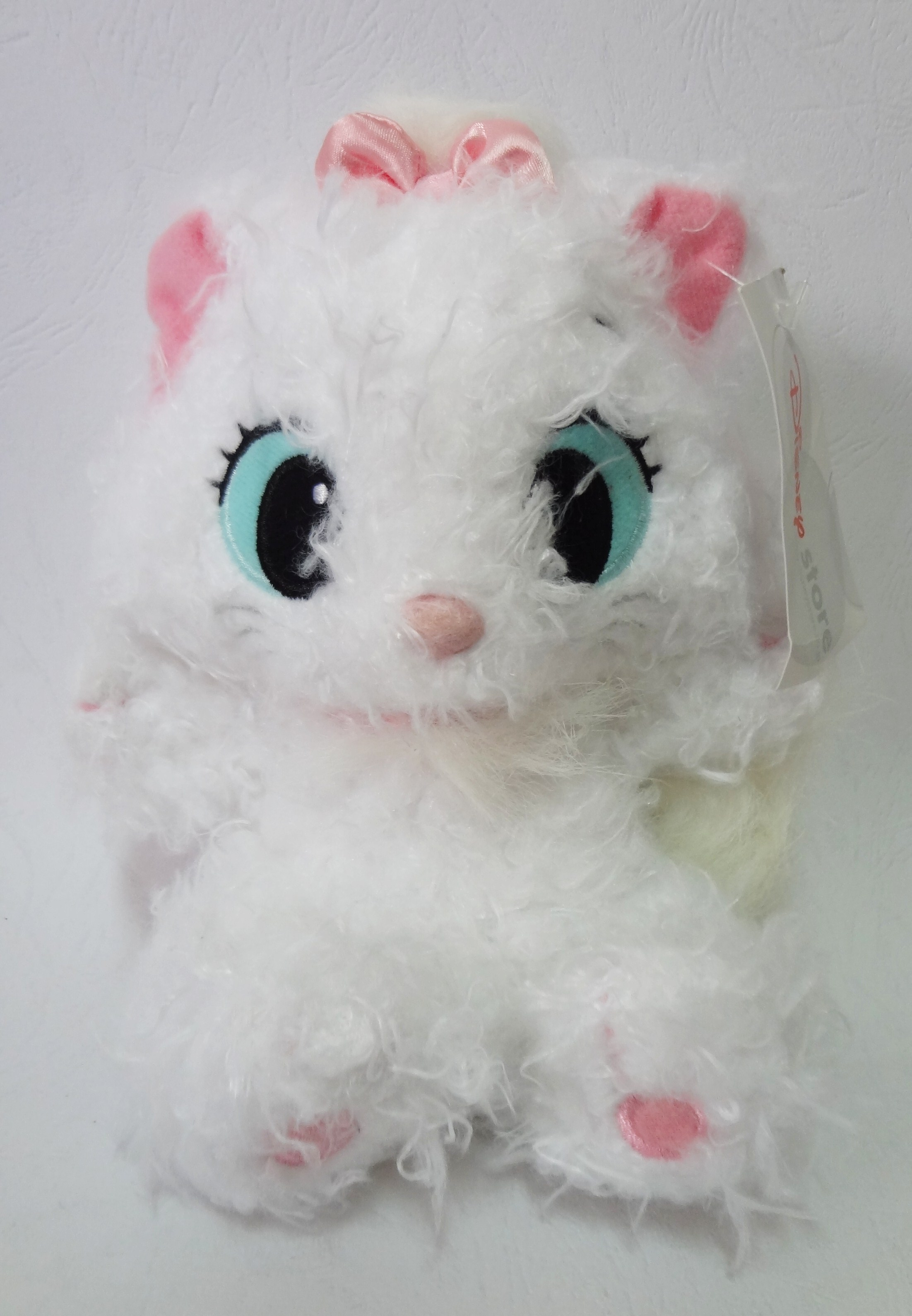 ตุ๊กตาแมวแมรี่ (Marie Cat) ขนาด 6 นิ้ว