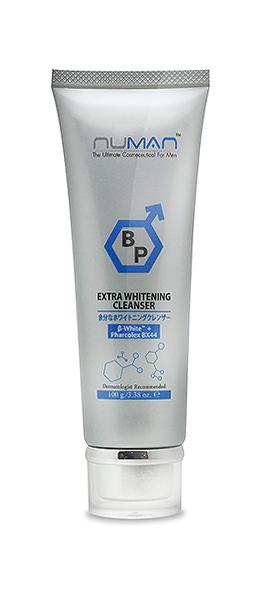 NUMAN Extra whitening cleanser