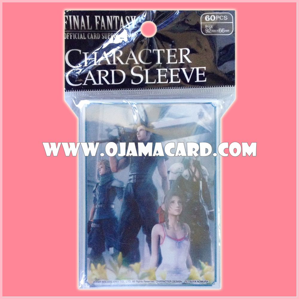 Final Fantasy Official Character Sleeve - CRISIS CORE -FINAL FANTASY VII- <A> x60