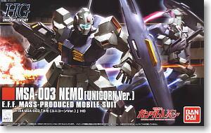 MSA-003 Nemo (Unicorn Ver.) (HGUC)