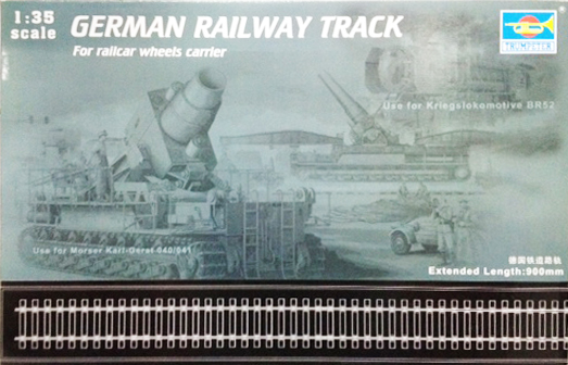 1/35 German Railway Track