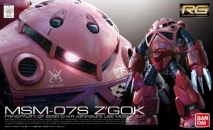RG Char's Z'gok