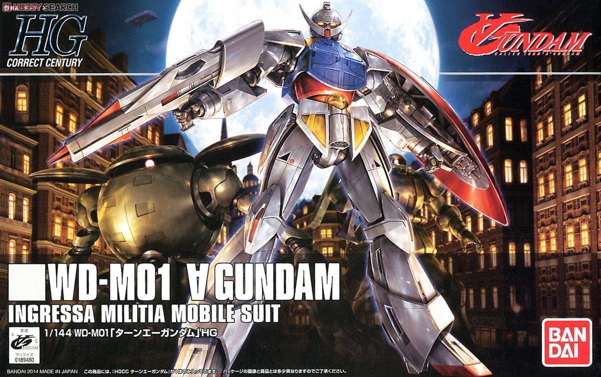 Turn A Gundam (HGCC)
