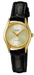นาฬิกาข้อมือ คาสิโอ CASIO Analog รุ่น LTP-1094Q-7ARDF นาฬิกาข้อมือผู้หญิง สายหนัง (สินค้าขายดี)