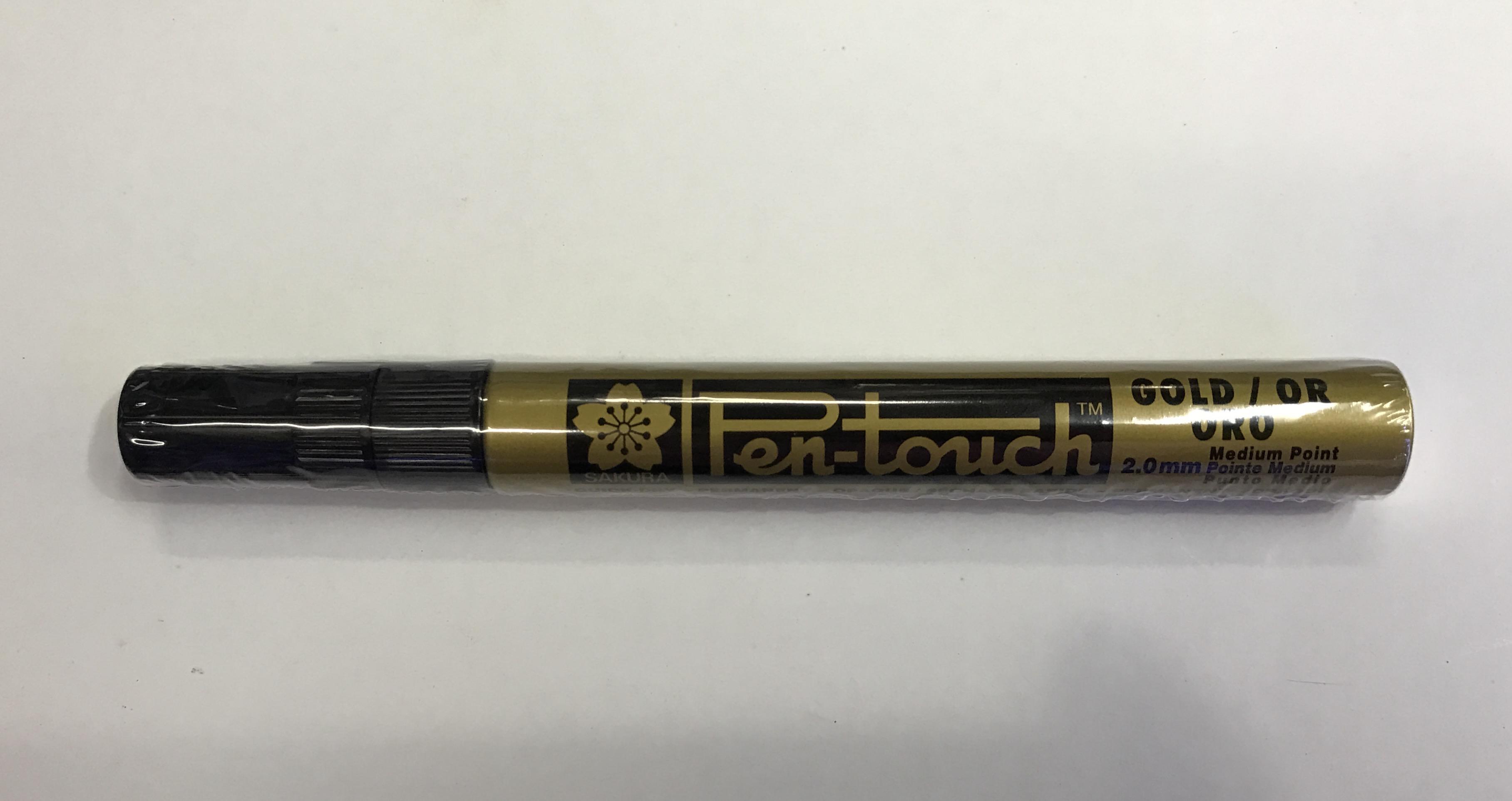 Pen -Touch 2.0mm (Gold) [Sakura]