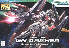 HG OO (29) 1/144 GNR-101A GN Archer (Gun Archer)