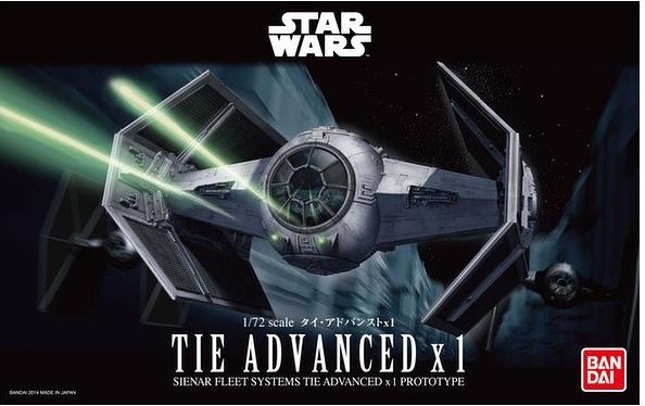TIE ADVANCED X1