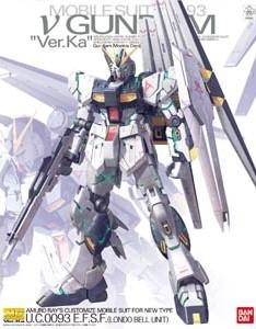 MG Nu Gundam Ver. Ka
