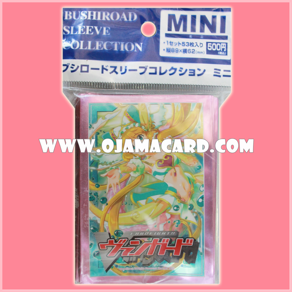 Bushiroad Sleeve Collection Mini Vol.31 : Top Idol, Flores 53ct.