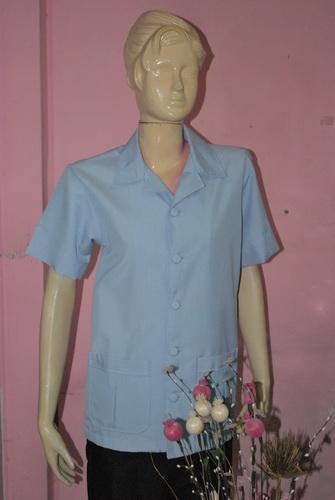 เสื้อซาฟารีอนามัยชาย