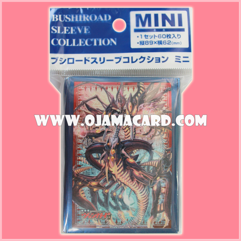Bushiroad Sleeve Collection Mini Vol.130 : Daunting Deletor Woksis x60