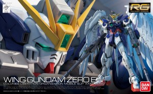 RG Wing Gundam Zero EW